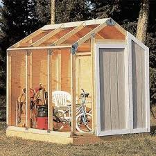 how to build an insulated 8x8 shed noise reduction