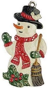 kuehn pewter santa claus in the car ornament german pewter