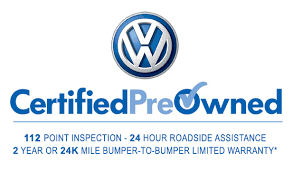 pre owned vw certified pre owned used car information
