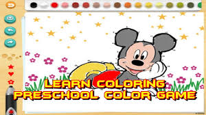 learn coloring for kids hd preschool color games learning