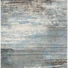 Blue Grey Area Rugs Rugs Curtains Amazing Blue Area Rug For Your Interior Floor