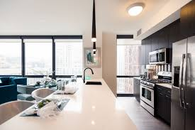Big Kitchens Designs Kitchen Style Briliant Ideas For Airy Modern Kitchen With Gray