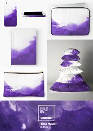 purple reign pantone s color of the year for 2018 storm purple watercolour studio pouch by dizzywonders ultra