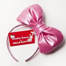 hello bow i am bunny hello bow pink