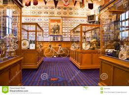 trophy room editorial image image of historic ibrox 18337950