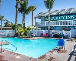 Comfort Inn On The Beach Hotel Near Pismo Beach Pier Quality Inn In Pismo Beach Ca