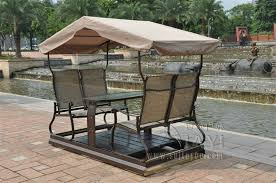 Patio Chair Swing Sumptuous Design Patio Furniture Swing Ideas Cool With Outdoor