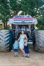 monster truck show maryland north potomac maryland family photographer