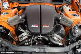 bmw 1 series diesel engine small lightweight coupe big screaming engine speedhunters