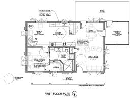 Architectural Floor Plan by Cpregier Tdj3m Architectural Design