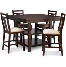 dining room sets michigan 5 piece munich dining room set gathering height dining rooms