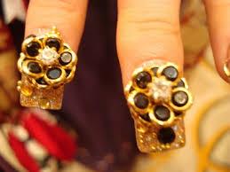 mr baka lova japanese nail art more is more