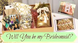 bridesmaids boxes diy bridesmaid boxes becoming a