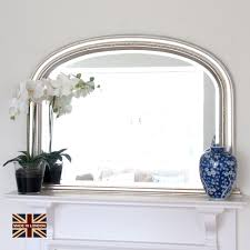 overmantle mirrors fireplace mirrors free uk delivery