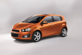 2012 chevy sonic shown off as sedan and hatchback clublexus