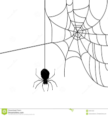 spider spinning web clipart clipartxtras