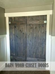Barn Door For Closet Create A New Look For Your Room With These Closet Door Ideas