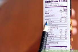 reading nutrition labels worksheet answers nutrition daily