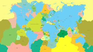 Most Accurate World Map by Alternative World Map That Is Thought To Be The Most Accurate 2d