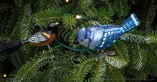 bird ornaments in the kitchen garden longwood gardens 2014