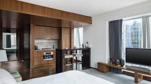 kitchen rooms nyc luxury hotel executive room with kitchen the langham new york