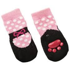 fashion pet lookin ballet slipper socks boots