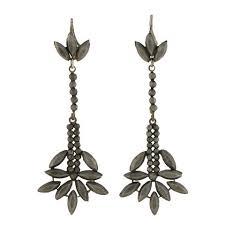 dramatic earrings earrings a brandt