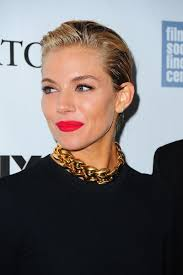 shaved undercut short hair sienna miller u0027s different takes on the short haircut vogue