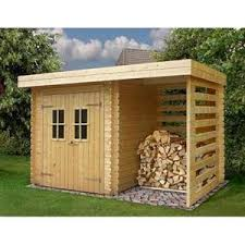 Backyard Wood Sheds by Garden Shed With Storage For Firewood Could Make Use Of The
