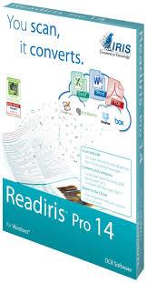 amazon com iris readiris pro 14 ocr software for pc