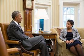 Obama Oval Office Decor President Obama Meets With U S Attorney General Loretta Lynch