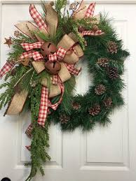 christmas wreaths to make 25 unique christmas wreaths ideas on country