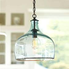 Glass Blown Pendant Lights Glass Light Fixtures Glass Lighting By Bickers Glass Blown Glass