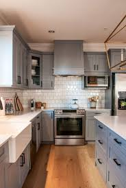 new white kitchen cabinets are grey kitchen cabinets better than white warline painting