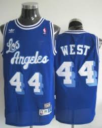 lakers light blue jersey nba jerseys los angeles lakers 44 jerry west m n blue jerseys