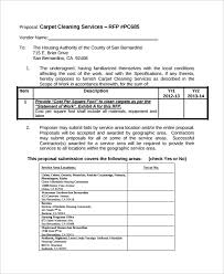 Carpet Cleaning Estimate Form by Cleaning Template 8 Free Word Pdf Document Downloads