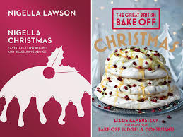 Christmas Cake Decoration Ideas Uk 10 Best Christmas Cookbooks The Independent