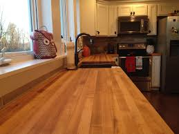 my take on butcher block countertops there are alot of differing opinions online about butcher block countertops trust me i researched everything before i got them myself