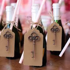 wedding souvenirs 50pcs wedding souvenirs skeleton bottle opener tags
