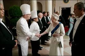 Queen Elizabeth Ii House State Dinner Photoessay