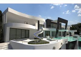 a super modern villa project in marbella south spain properties