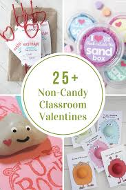 candy valentines non candy classroom valentines the idea room