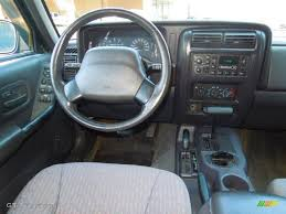 jeep cherokee xj dashboard 1999 jeep cherokee sport 4x4 agate dashboard photo 71331780
