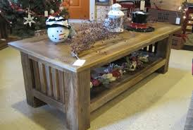 furniture row coffee tables farmhouse l fence row furniture