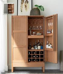 crate and barrel bar cabinet crate and barrel maxine bar cabinet best cabinets decoration