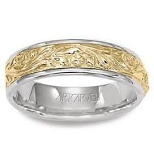 carved wedding band all wedding bands kranichs jewelers