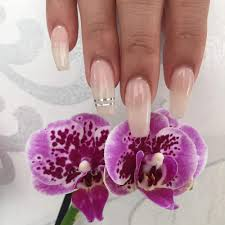 Perfect Match Colors Shape Coffin Color Perfect Match Gel Polish In Pink Ribbon