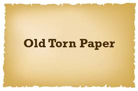 jual tutorial illustrator grafis blog old torn paper effect tutorial