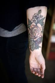 snake forearm tattoos top 25 best floral arm tattoo ideas on pinterest forearm flower