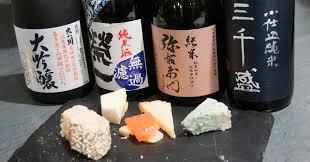 saké de cuisine pairing sake with food tengu sake